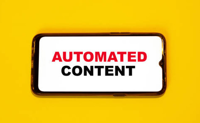 content automation with ai content marketing